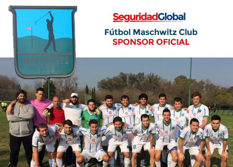 Sponsor Oficial del Equipo de Fútbol de Maschwitz Club